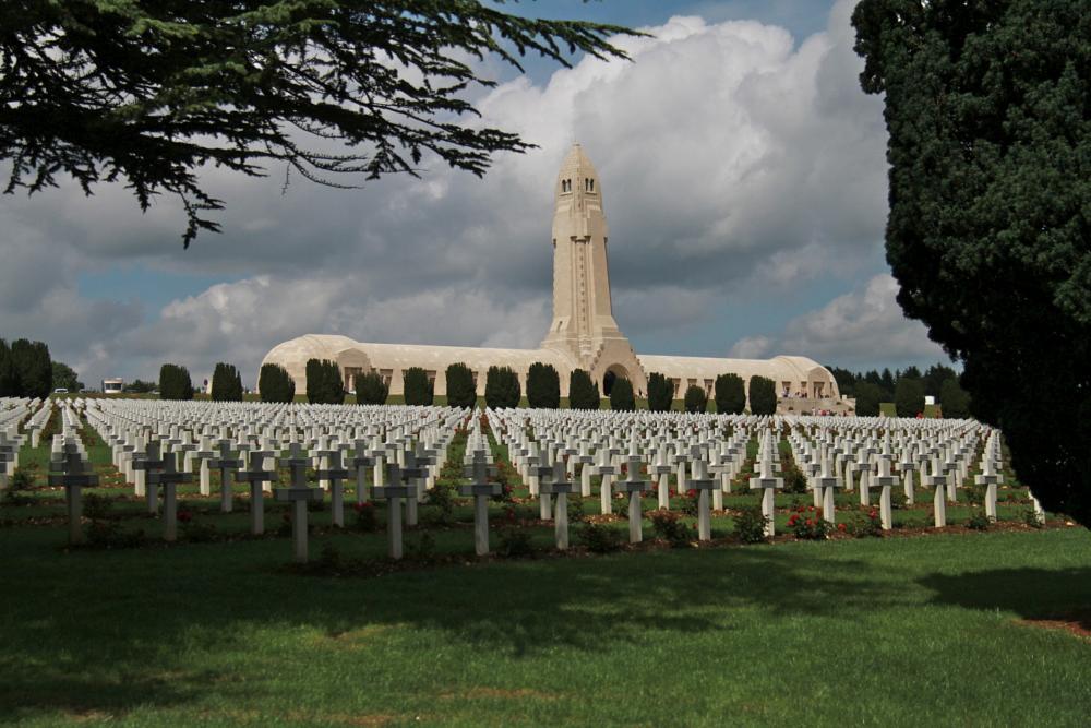 Photo in Architecture #war memorial #wwi #grave #verdun
