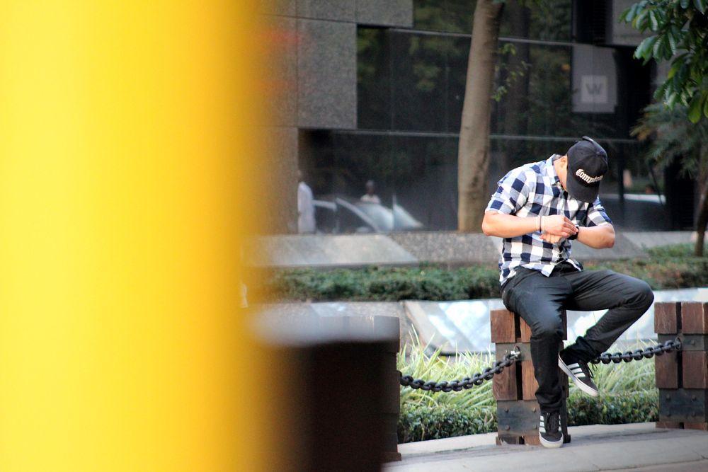 Photo in People #city #model #jhb #streets