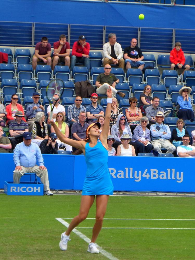 Photo in Sports #ana #ivanovich #tennis
