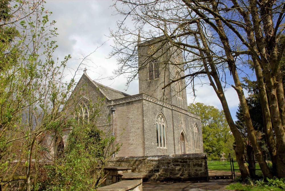 Photo in Travel #moreton #church #dorset