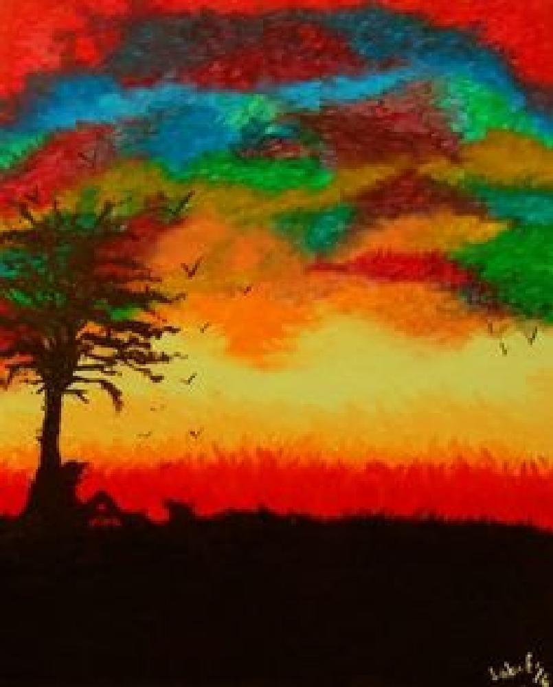 Photo in Fine Art #art #painting