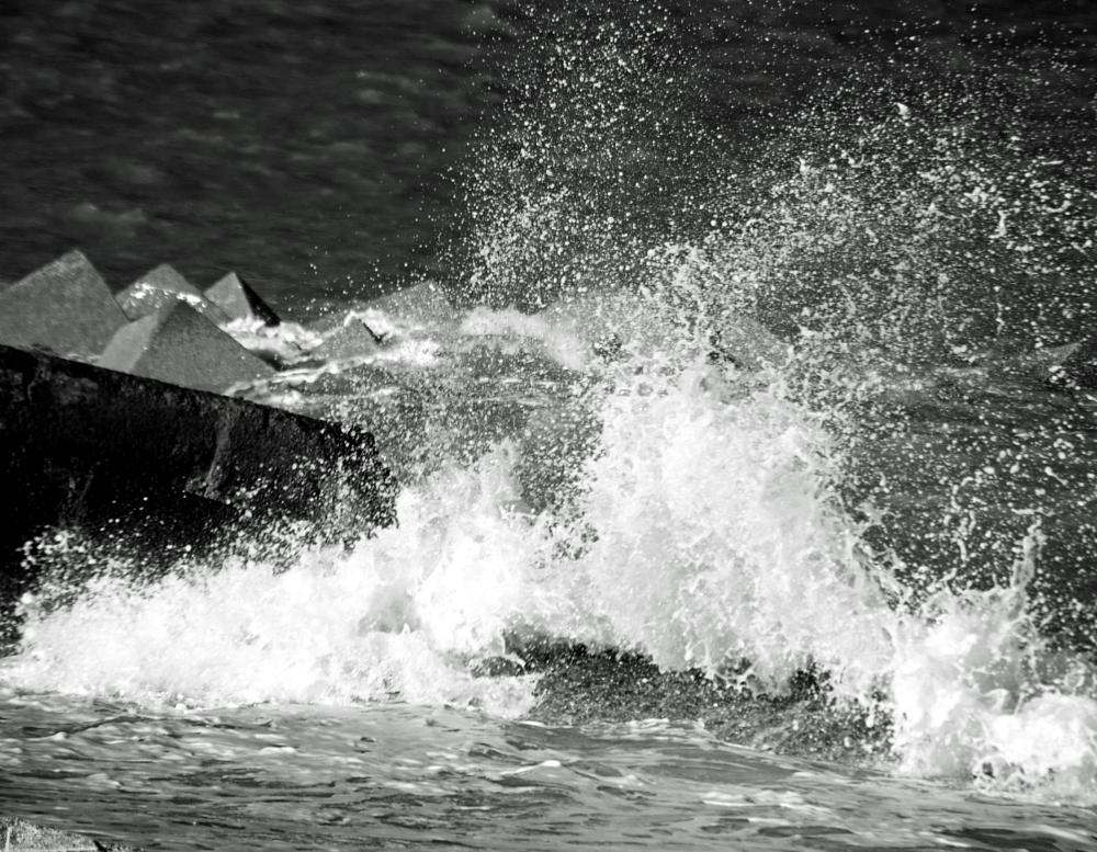 Photo in Nature #sea #waves #lowestoft