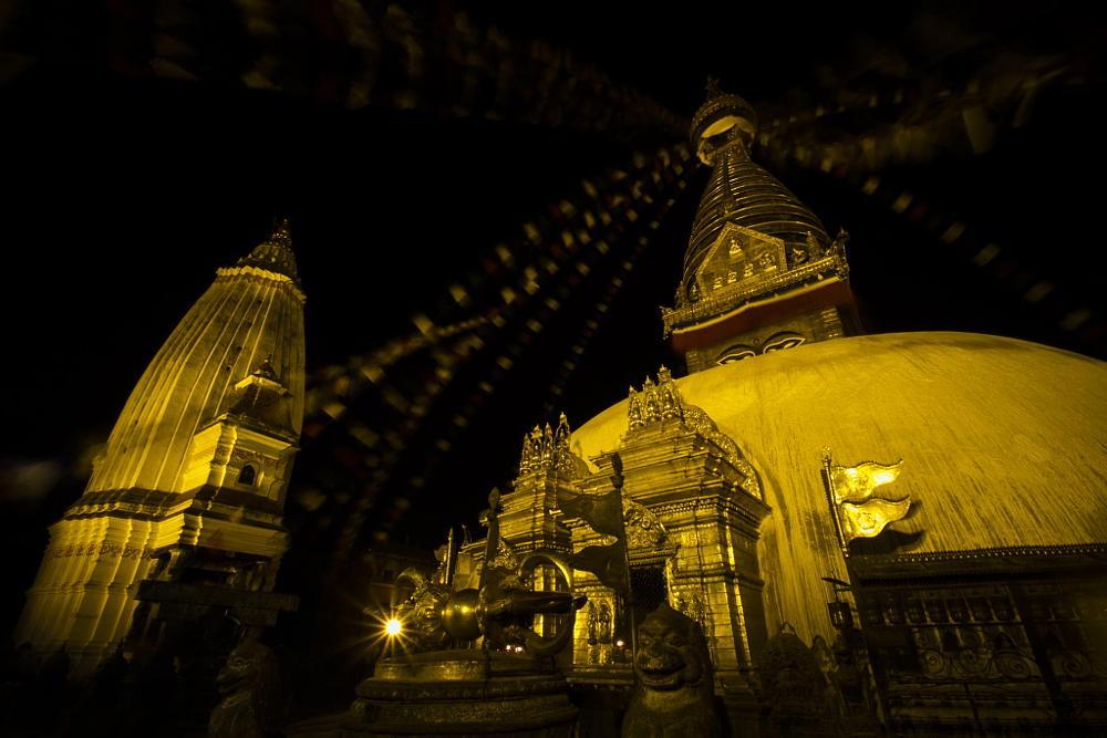 Photo in Random #rupad bajracharya #stupa #swayambhunath #world heritage #buddha #monkey temple #nepal