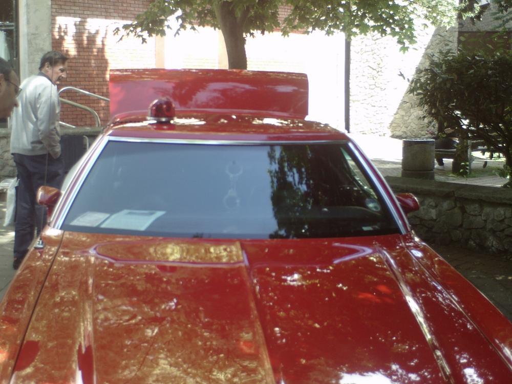 Photo in HDRI #starsky and hutch car