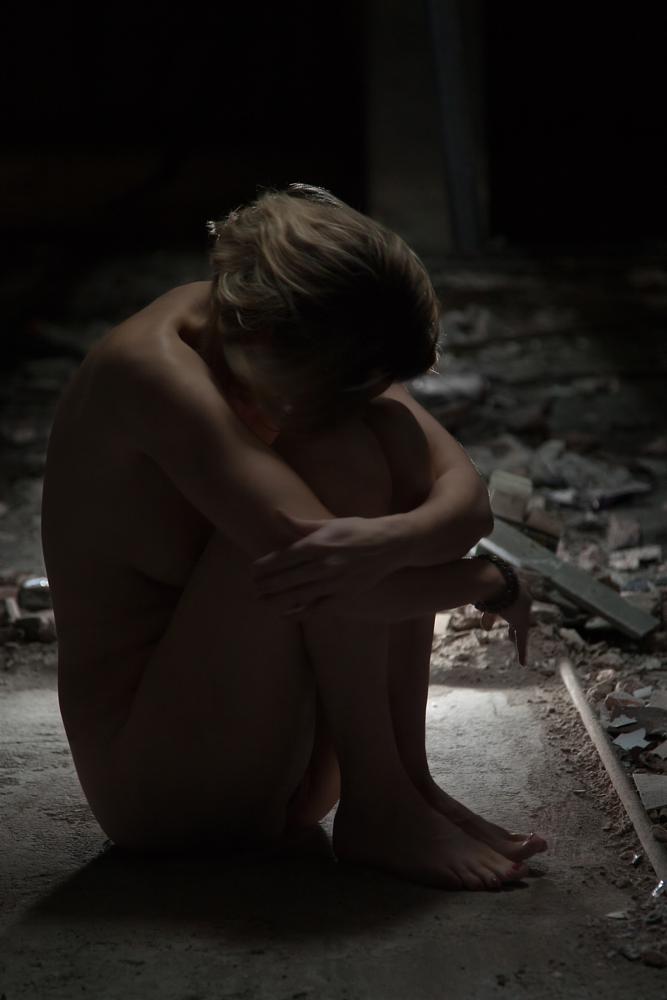 Photo in Nude #nude #urban