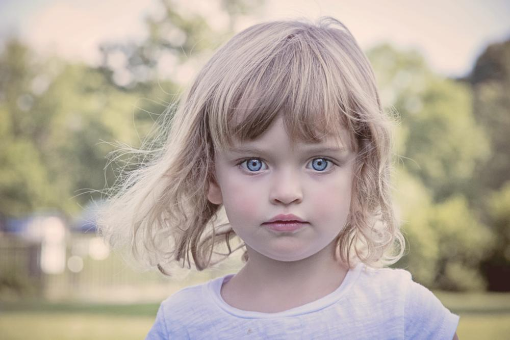 Photo in People #blue eyes #child #sweet