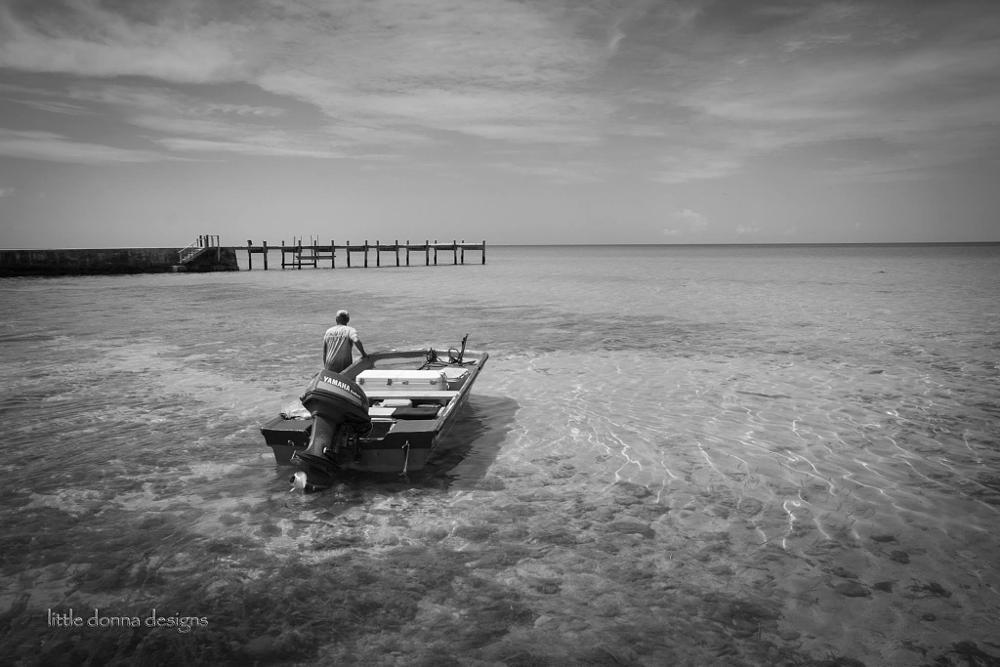 Photo in People #bahamas #tarpon bay #fisherman #caribbean #red snapper