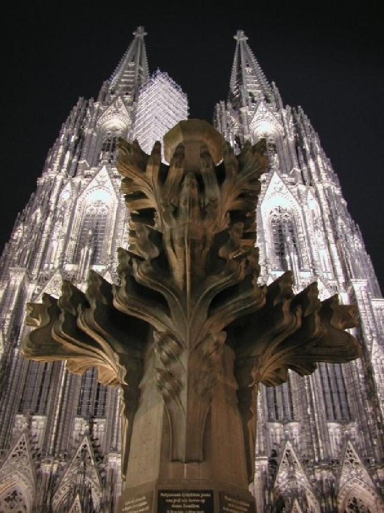 Photo in Architecture #kölner dom #cathedral #germany