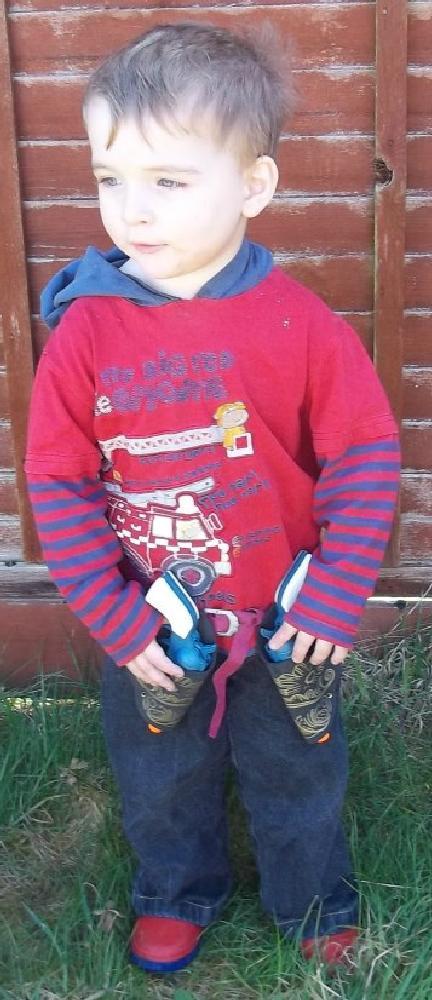 Photo in Portrait #cowboy #kids #childern #family