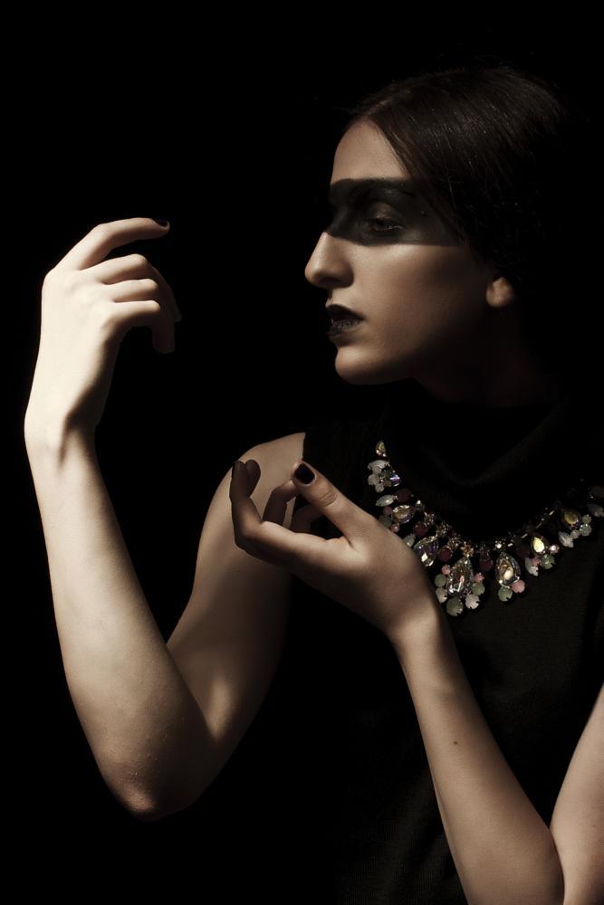 Photo in Fashion #bestof2014 #beauty #fashion #glamour #portrait