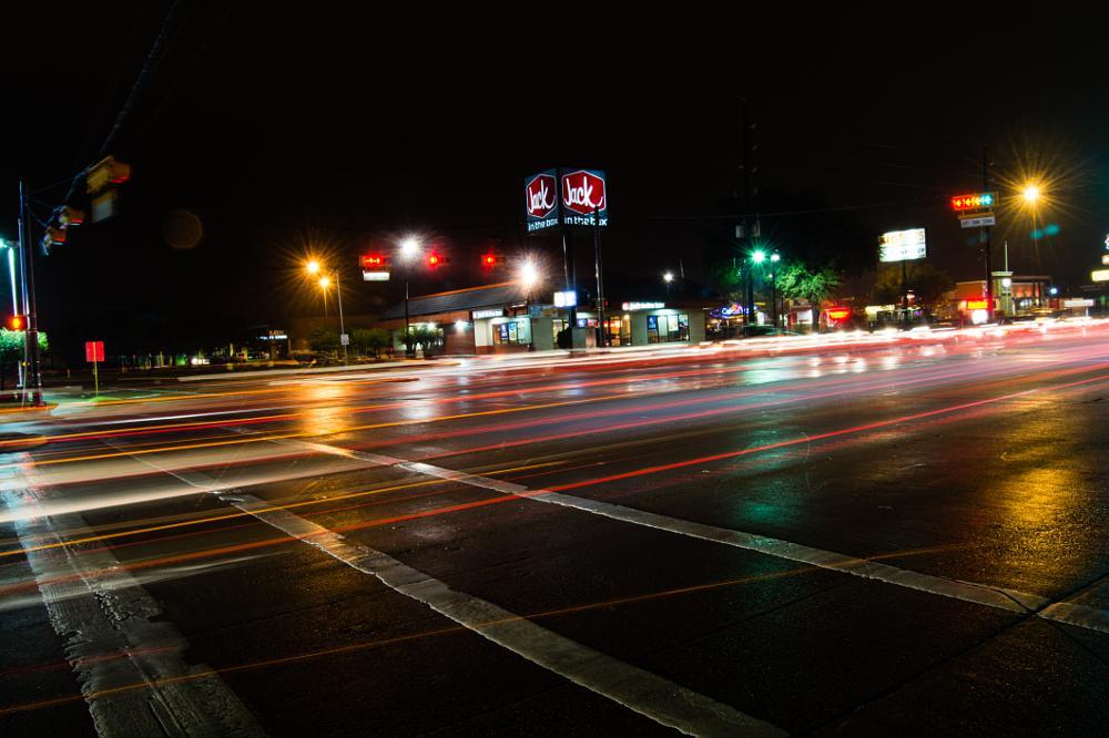 Photo in Street Photography #street #night #light