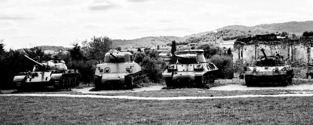 Photo in Vehicle #croatian war museum turanj nea