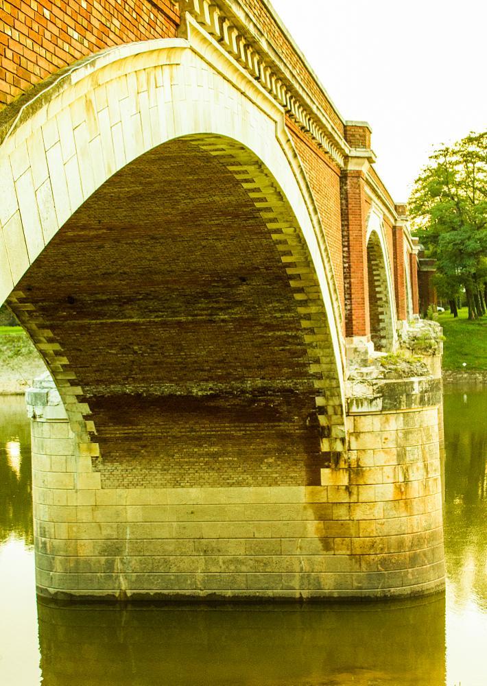 Photo in Architecture #sisak old bridge