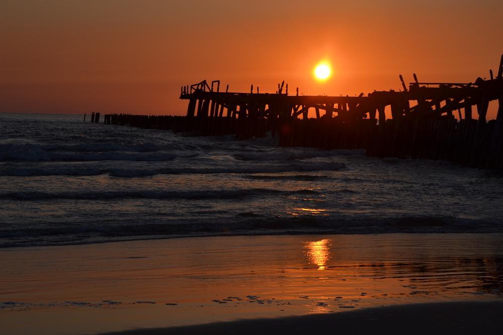 Photo in Nature #sunset #sea #beach #summer #nature