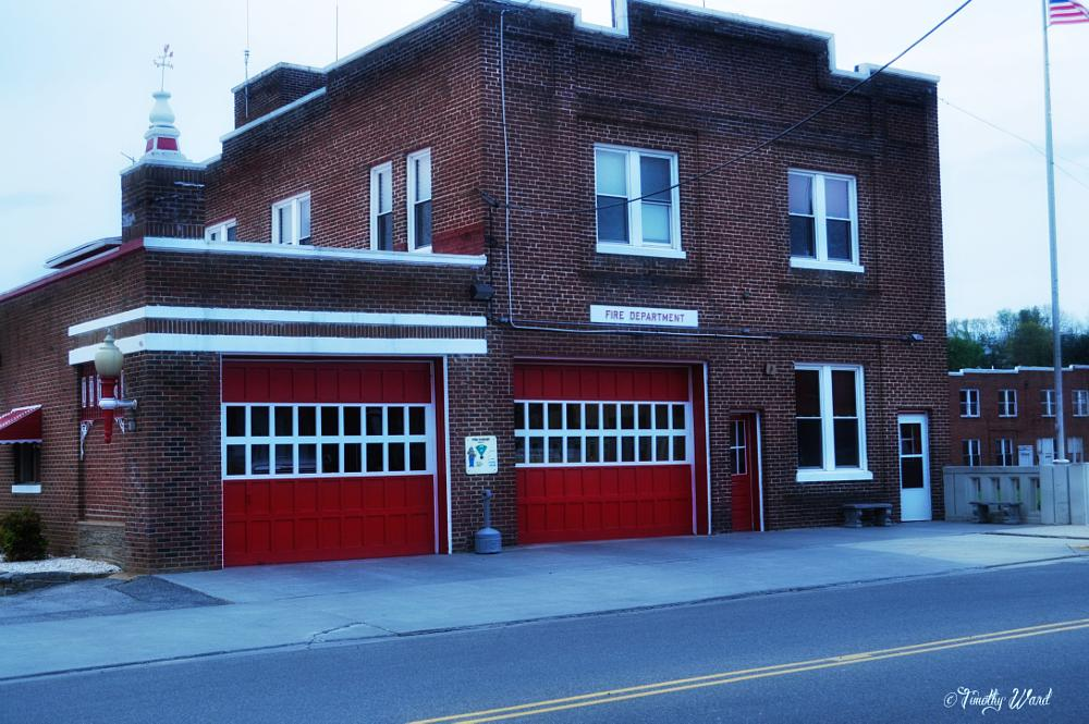 Photo in Architecture #fire house