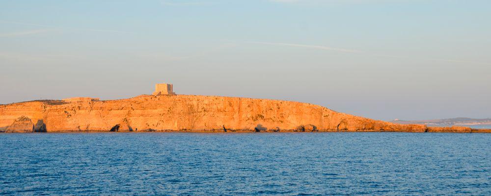 Photo in Landscape #lightroom plugin #comino #malta #travel #sunset