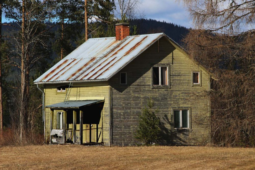 Photo in Random #abandoned #old #house