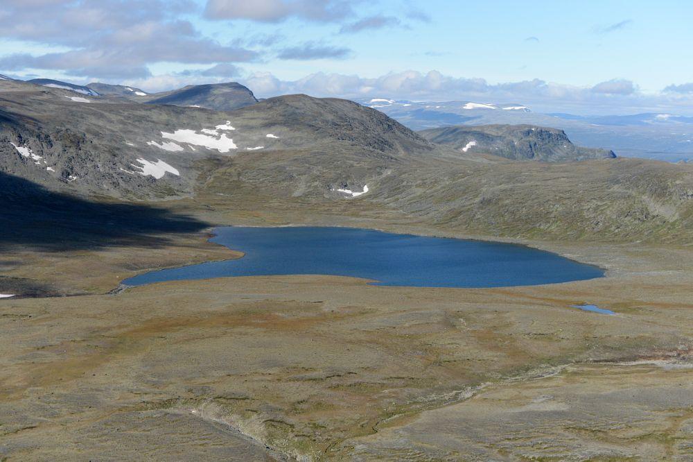 Photo in Landscape #jotunheimen #norge #norway #norgesarkivet #nature