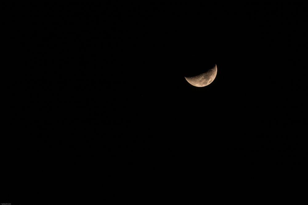 Photo in Astrophotography #moon #austin #moonlight #night #sky #nighttime
