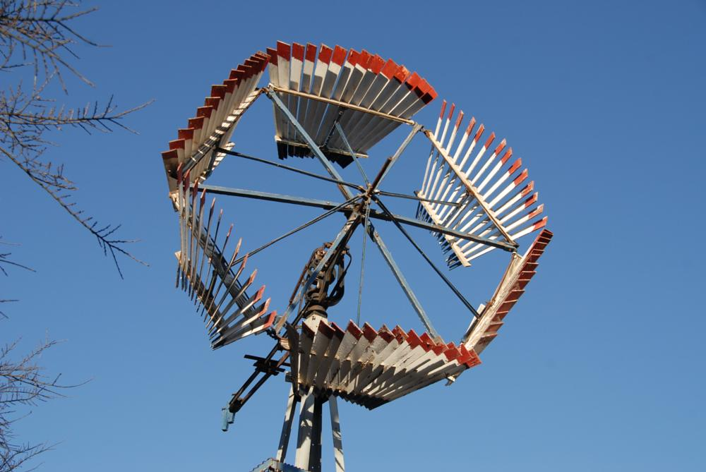 Photo in Rural #wind power #american west #oklahoma
