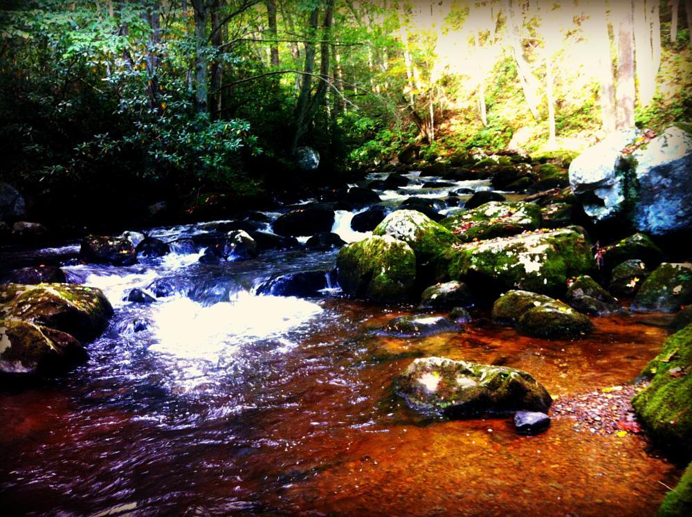 Photo in Landscape #water #rocks #creek