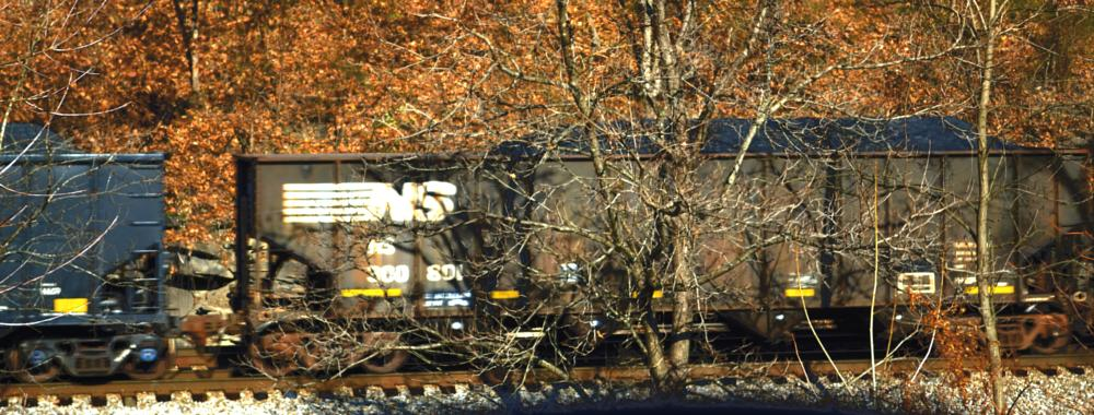 Photo in Random #train #coal #black gold