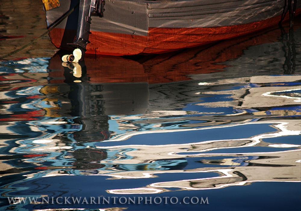 Photo in Random #water #dublin bay #bullock harbour #dalkey #reflections