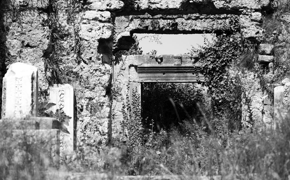 Photo in Architecture #building #architecture #ruins #roman #turkey #wild #lostplace