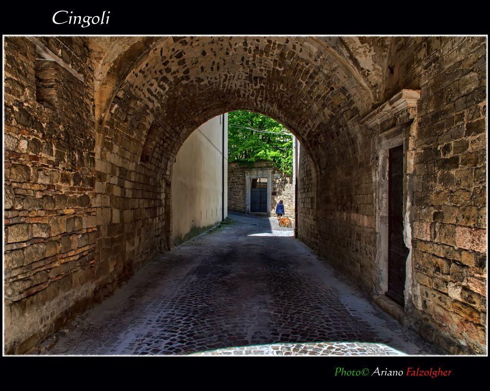 Photo in Street Photography #cingoli #paesi marchigiani #marche