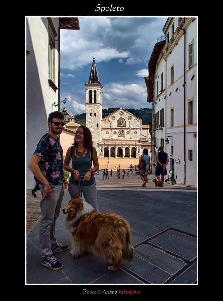 Photo in Travel #spoleto #umbria #paesi umbri