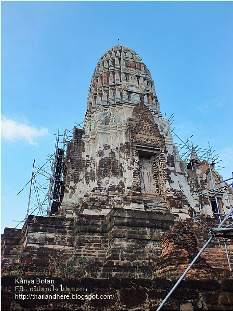 Photo in Landscape #wat #temple #buddha #thailand #ayutthya #king #museum