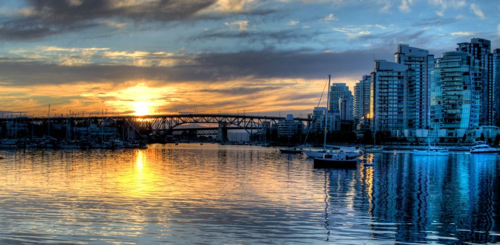 Photo in Random #sunset #canada