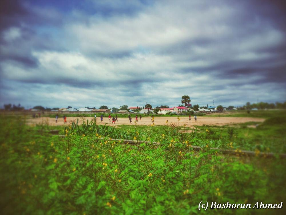 Photo in Landscape #nature #people #green