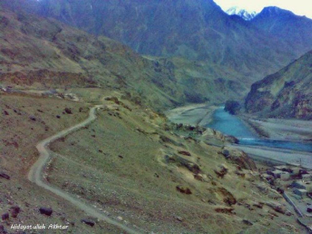 Photo in Nature #mountains #hindokush #life