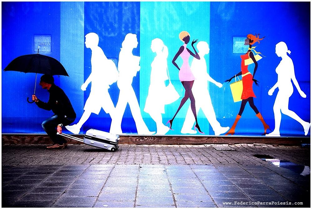 Photo in Street Photography #amici #murales #colori
