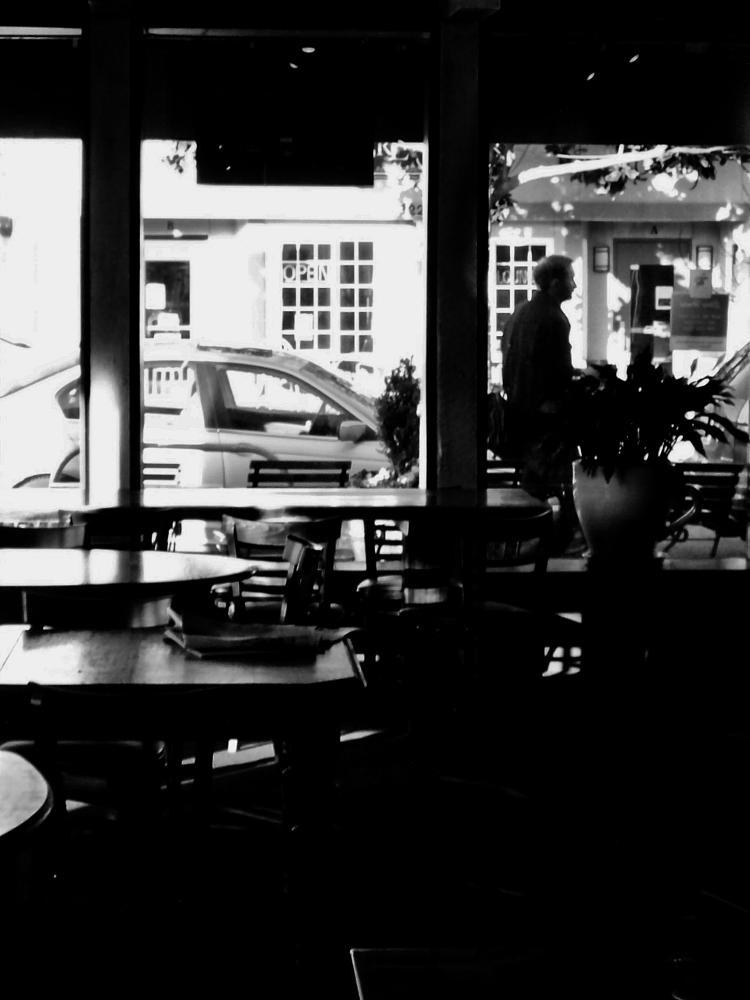 Photo in Street Photography #street photograhpy #people #seattle #gary rea #black & white