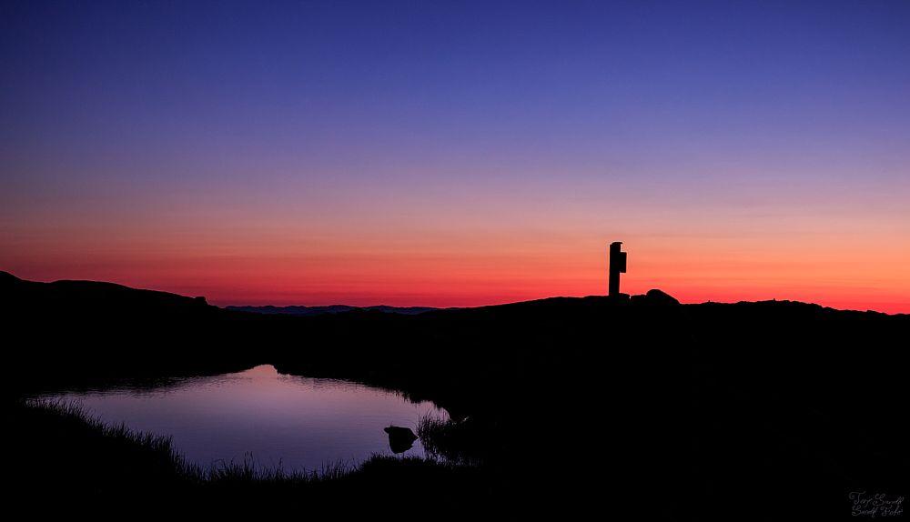 Photo in Landscape #sunrise #landscape #nature #water #sky