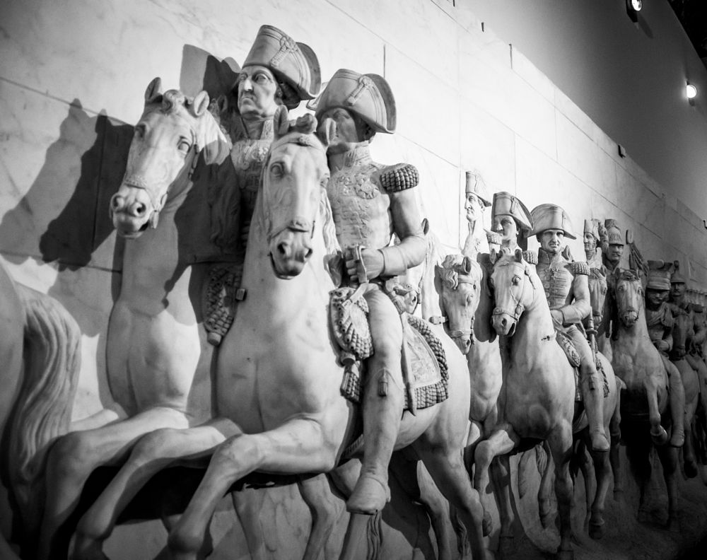 Photo in Random #museum #military #horse