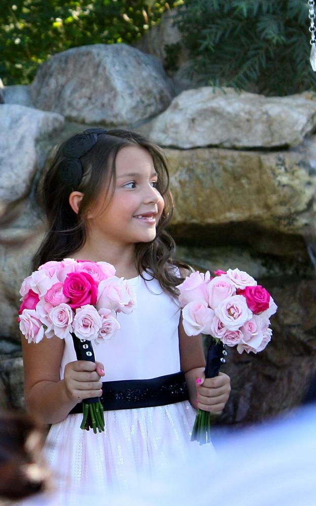 Photo in Portrait #littlegirls #flowers #weddings #summer