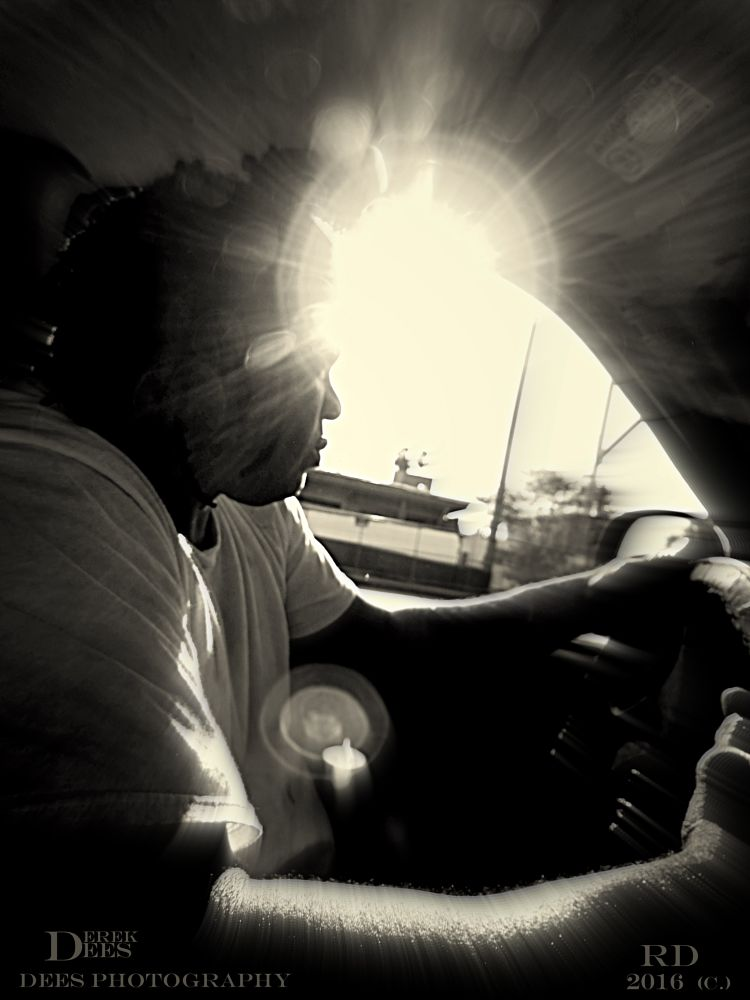 Photo in Street Photography #robert #davis #oliver #cool #art #black #white