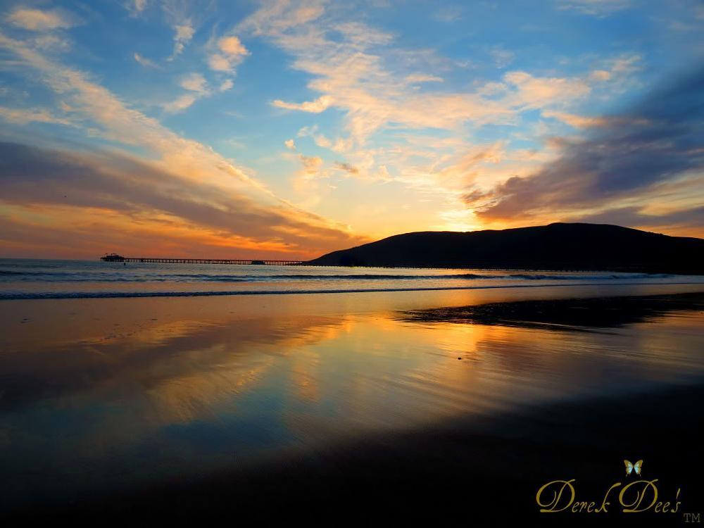 Photo in Landscape #derek #dees #god #gift #oliver #avila #beach #california #america #united #states #hermosa #beautiful #foto #photo #pic #pix