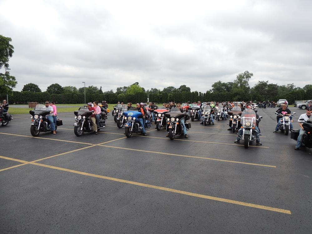 Photo in Random #breast cancer #motorcycle #awareness #pink ribbon