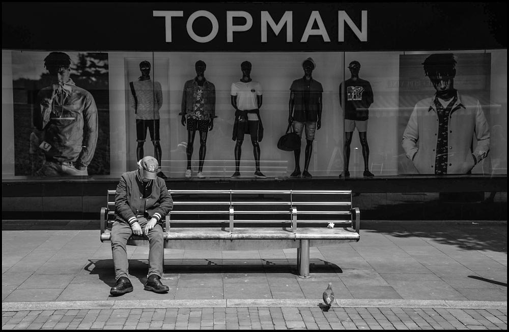 Photo in Street Photography #streetcontest #homeless #blackandwhite