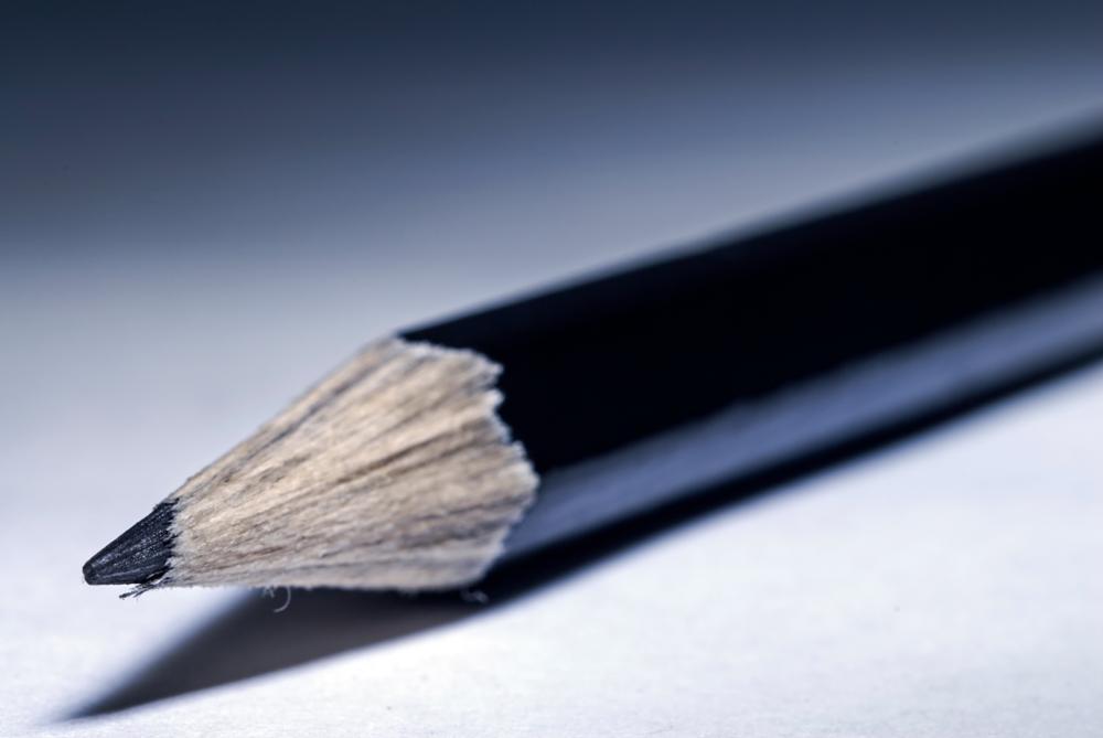 Photo in Macro #pencil #write #draw #shade #carbon #sharp