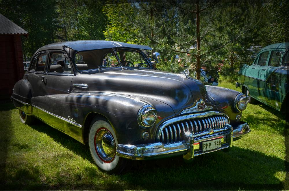 Photo in Vehicle #buick #eight #buick eight #old #veteran #fifties