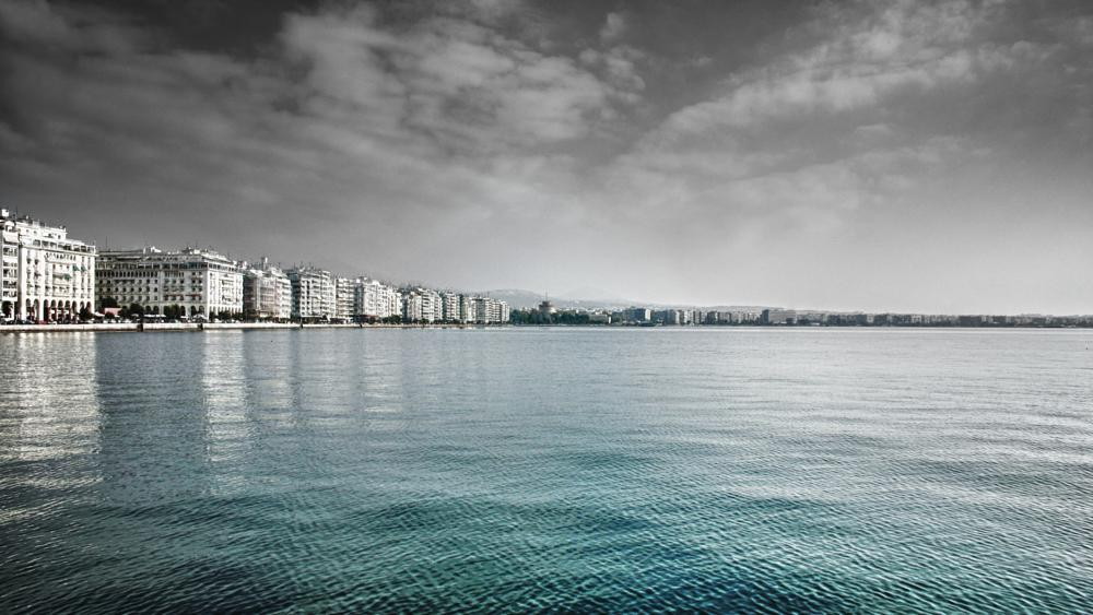 Photo in Cityscape #thessaloniki #port #white tower
