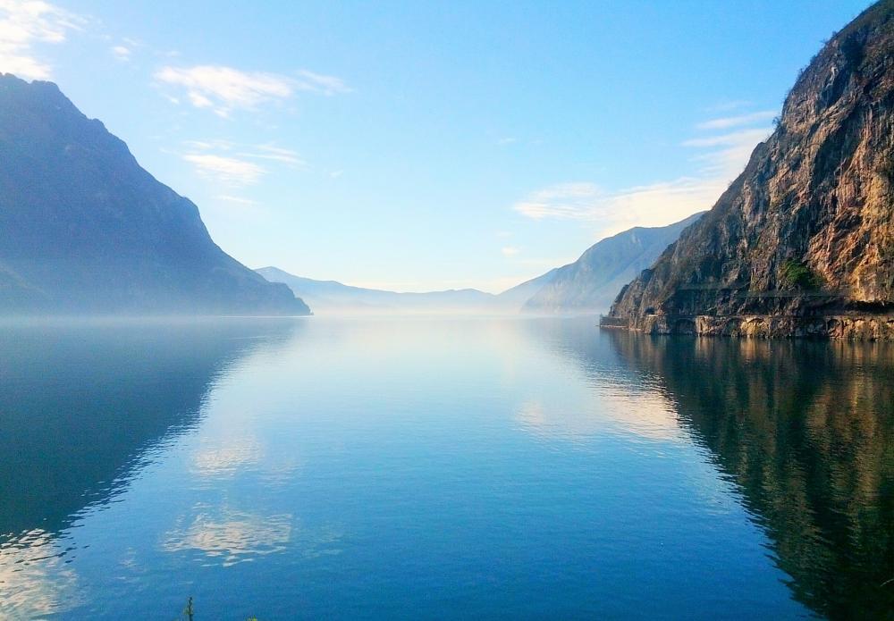 Photo in Nature #quiet #winter #lake
