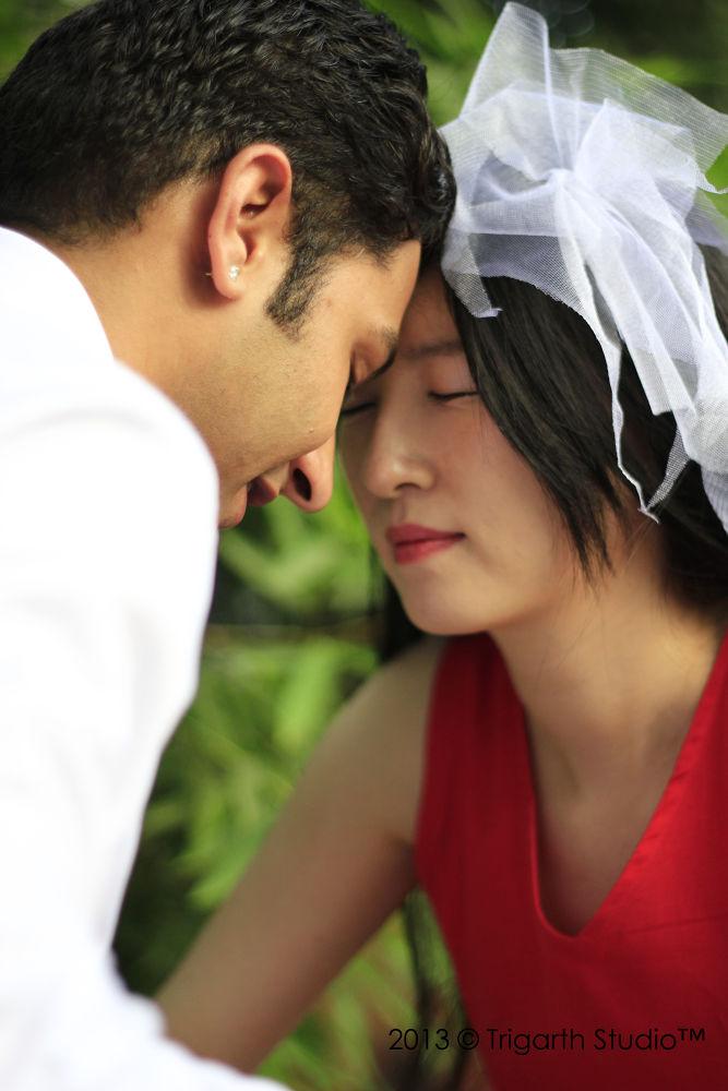 Photo in Portrait #prewedding #korean