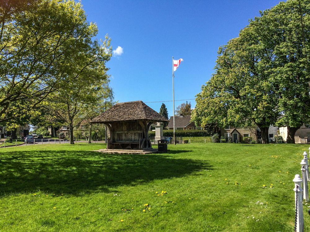 Photo in Landscape #holt #wiltshire #village green #england #summer