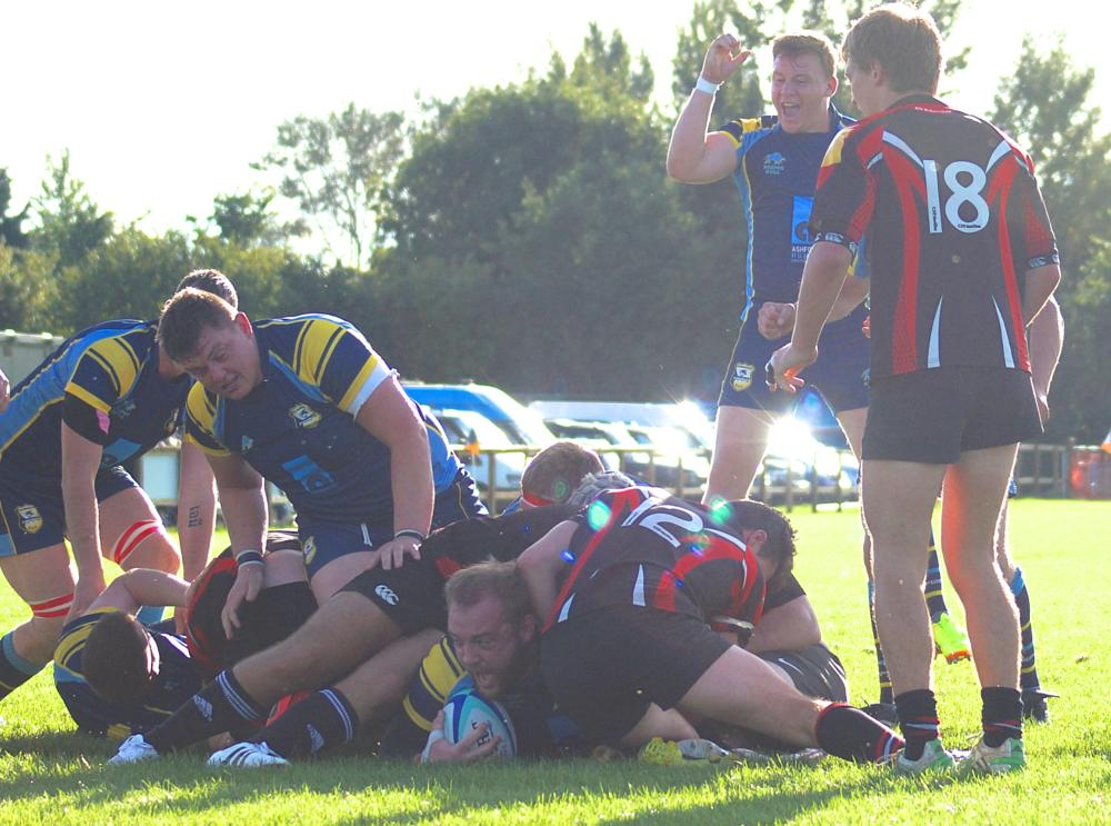 Photo in Sports #rugby #sport